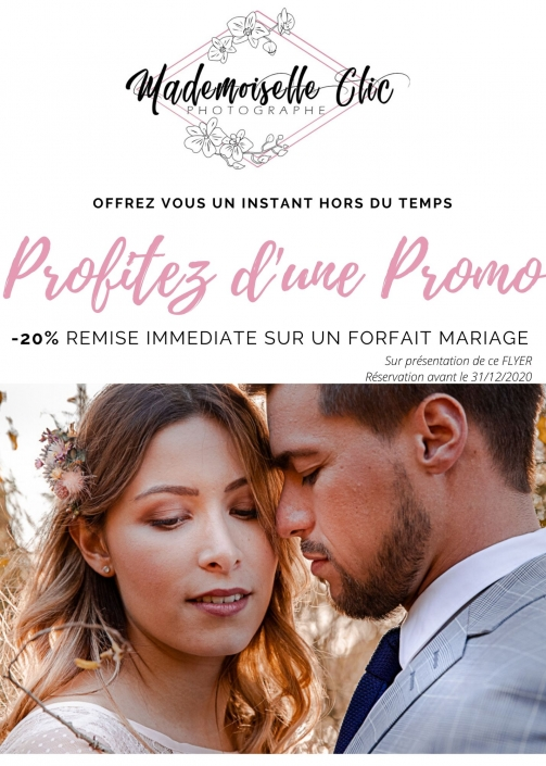 Promotion mademoiselle clic