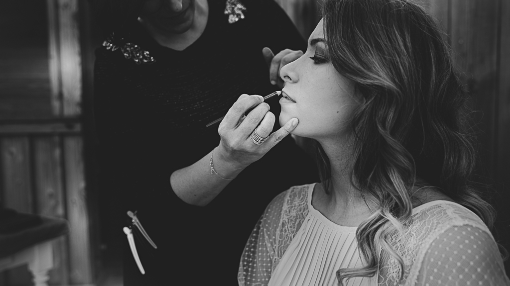 Maquillage mariage arès